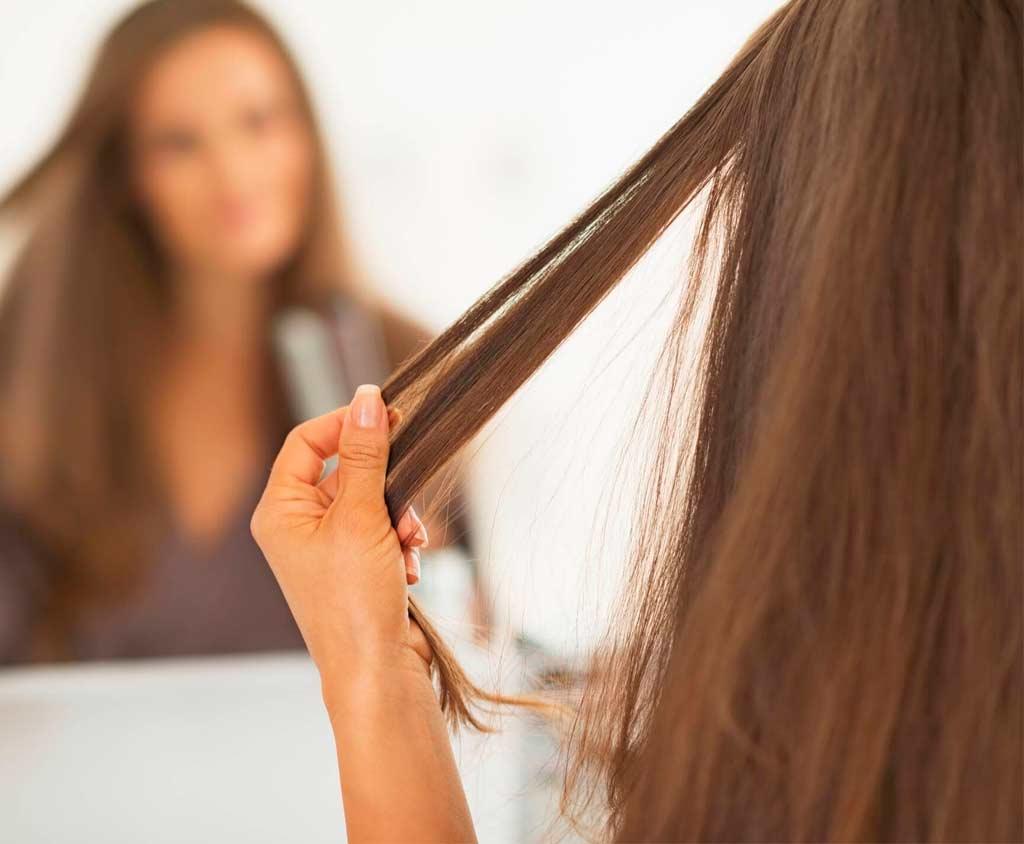 Cabello Graso o cuero cabelludo graso
