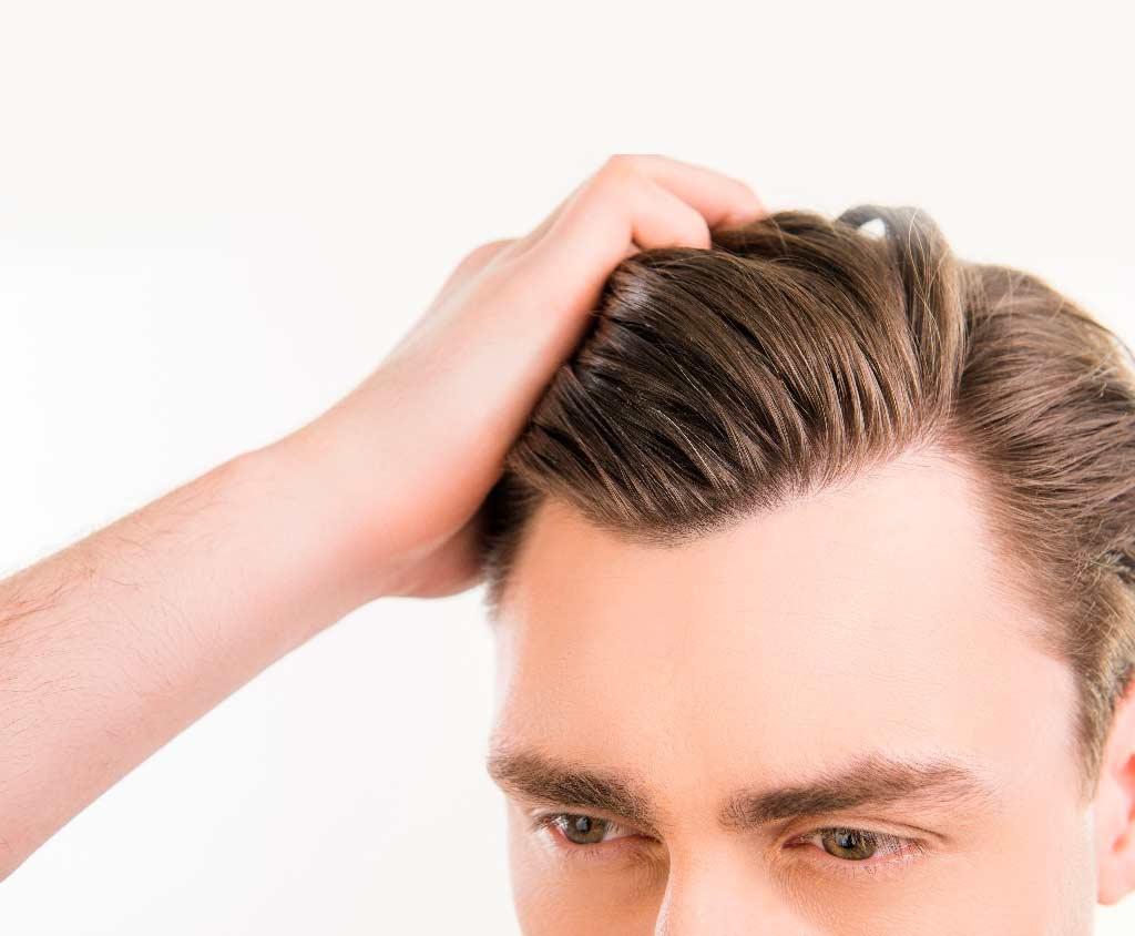 Cómo cuidar el cabello masculino