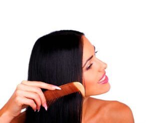 Cómo y Cuándo desenredar el cabello