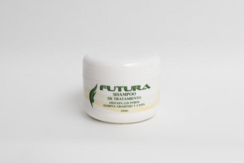 Shampoo de Tratamiento: Grasitud, Caspa, Picazón